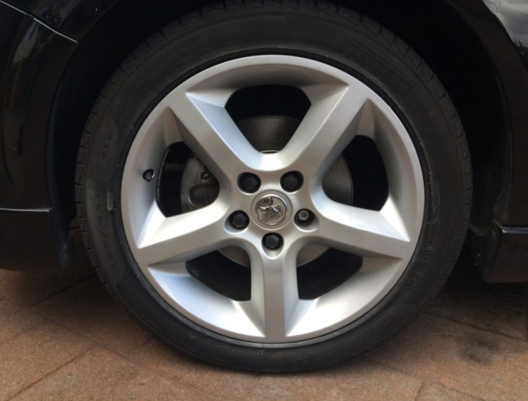 Alloy Wheel Scratch And Curb Damage Repairs Onsite Alloy